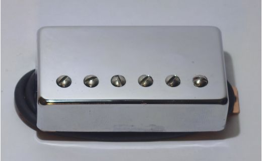 OLD STYLE 52 silver chrome (neck)