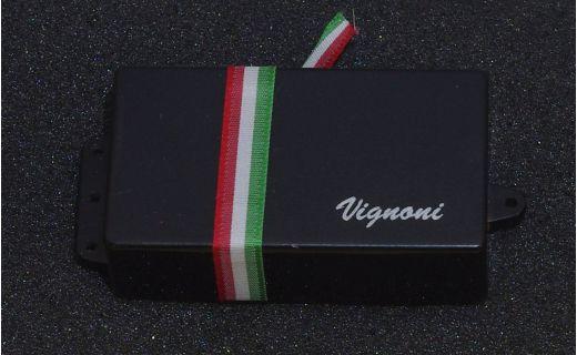 Vignoni Pickups - Passive Humbucker SPEED MASTER SOAP (bridge)