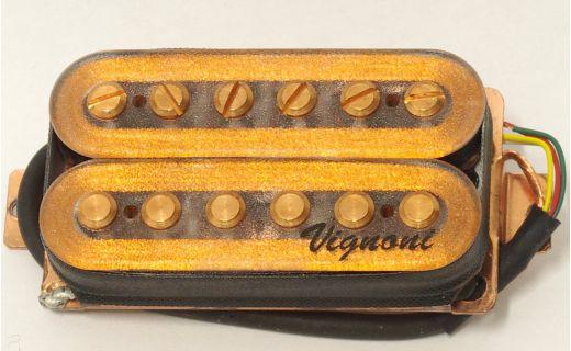 NORDIC LIGHT Humbucker giallo trasparente (manico)