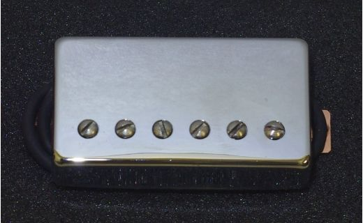 OLD STYLE PLUS silver chrome (neck)