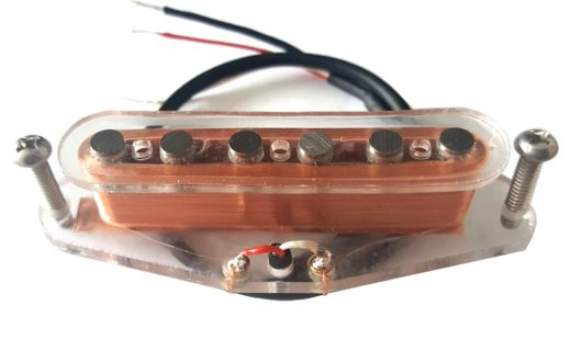 Single Coil SUPERPOWERFULL Nordic Light Ed. (neck)