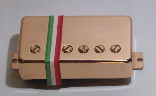 OLD STYLE 52 gold chrome (neck)