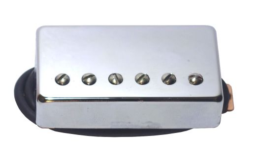 HOT JAZZ HUMBUCKER silver chrome (neck)