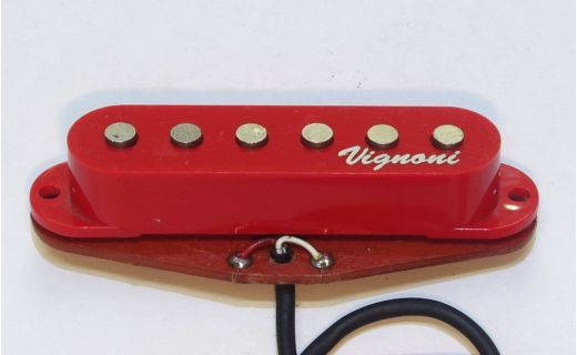 SUPERPOWERFULL single coil pickup (bridge)